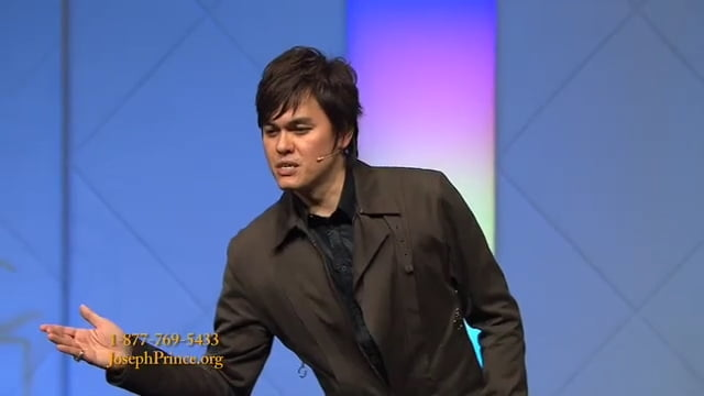 #186 Joseph Prince - Peace Keeps What Grace Gives