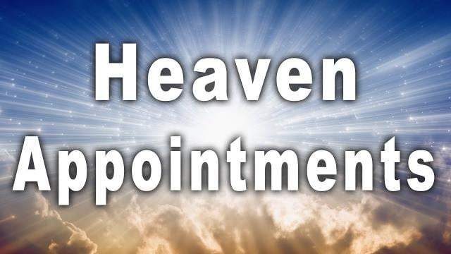 Sid Roth - Heaven Appointments