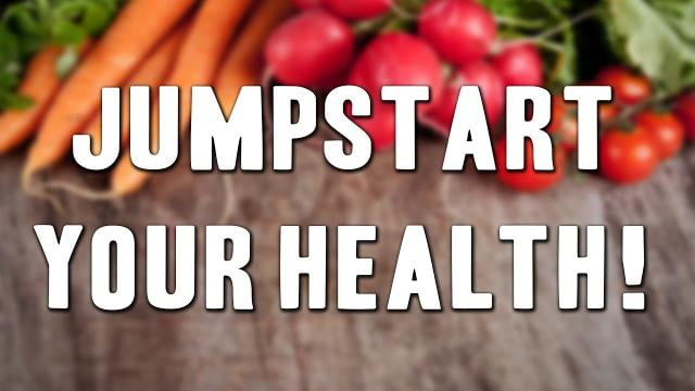Sid Roth - Supernaturally Jumpstart Your Health