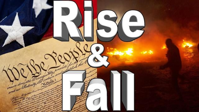 Sid Roth - America's Rise and Fall