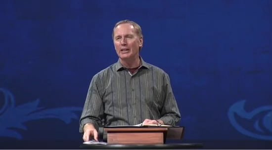 Max Lucado - Get in the Middle of Something and Pray
