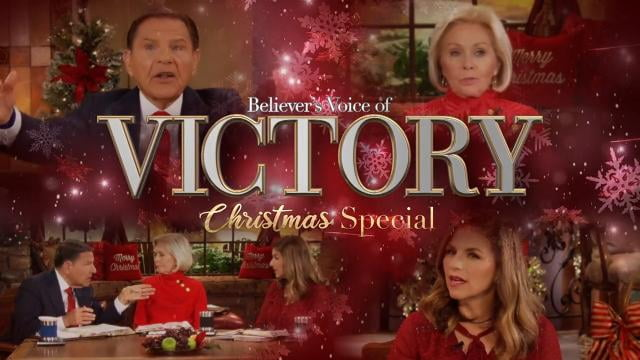 Kenneth Copeland - God's Christmas Plan