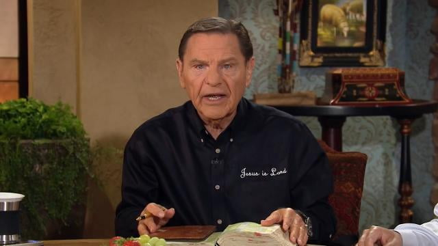 Kenneth Copeland - Exercise and Laughter Are God's Prescription for Pain