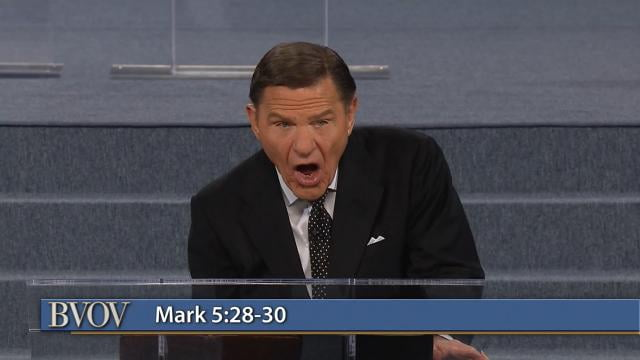 Kenneth Copeland - Expecting Covenant Results