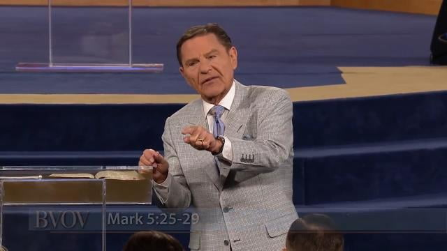 Kenneth Copeland - Faith and Love Work Together