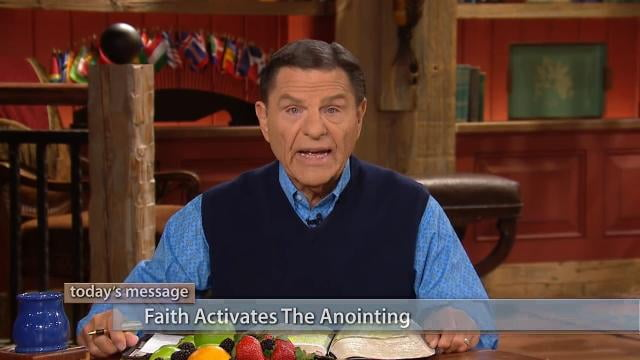Kenneth Copeland - Faith Activates the Anointing Power of God