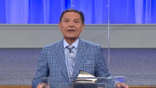 Kenneth Copeland - Faith Believes and Faith Speaks