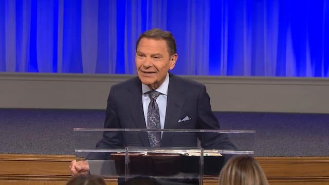 Kenneth Copeland - Faith Demands Feeding on The Word of God