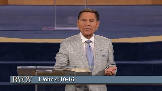 Kenneth Copeland - Faith-Filled Words Bring Life