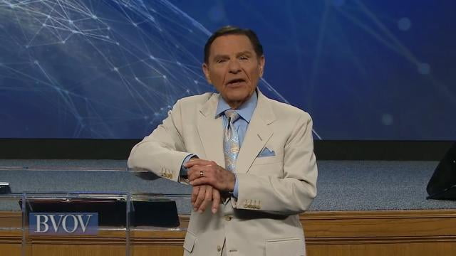 Kenneth Copeland - Four Steps To Activate Powerful Faith
