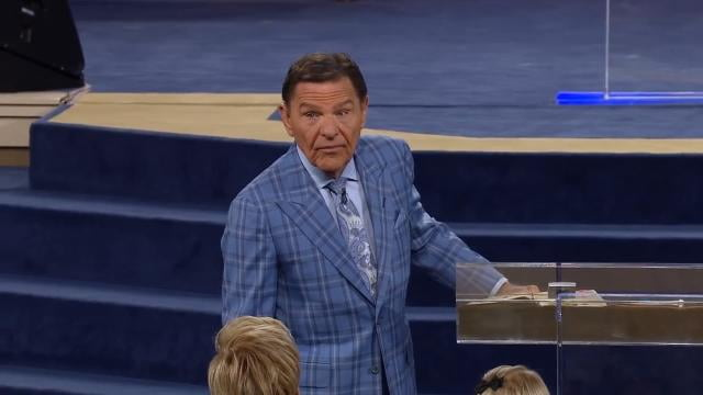 Kenneth Copeland - Get Out of Your Own Mind to Live From the Inside Out