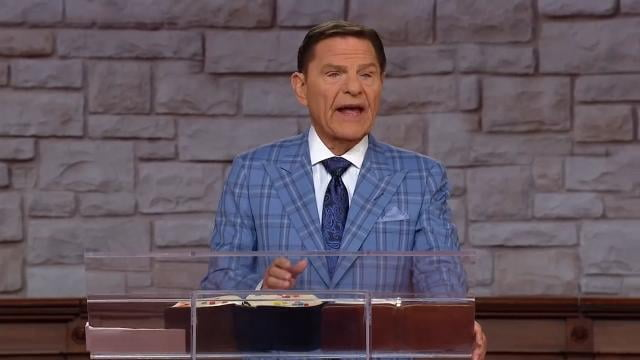 Kenneth Copeland - God's Will Is Always to Heal