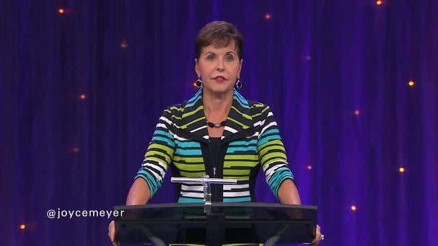 Joyce Meyer - Living a Life You Love - Part 1