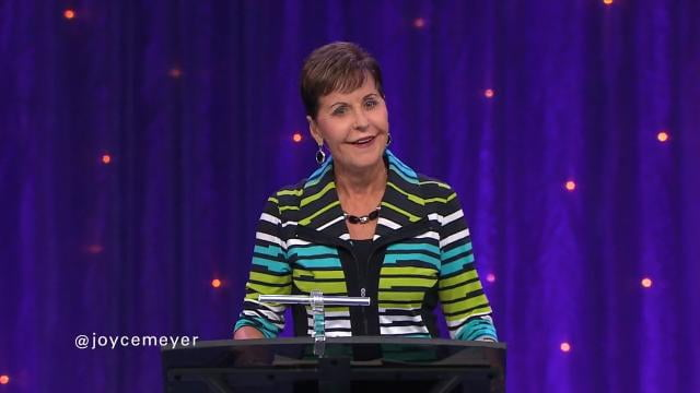Joyce Meyer - Living a Life You Love - Part 2