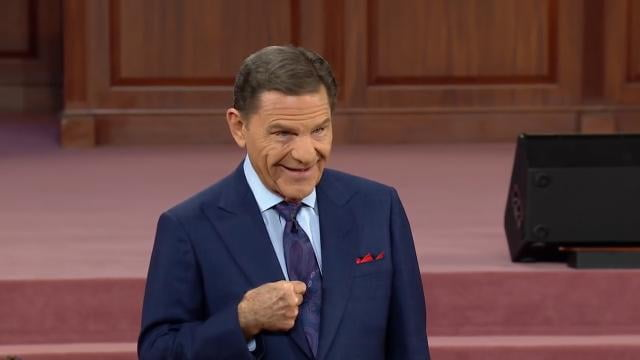 Kenneth Copeland - Jesus Heals Today and He Is Inside You