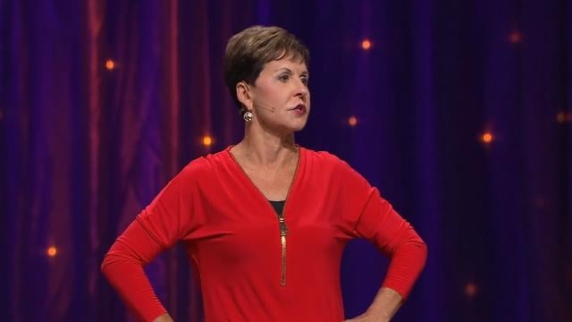 Joyce Meyer - Your Body Is God's Home - Part 1