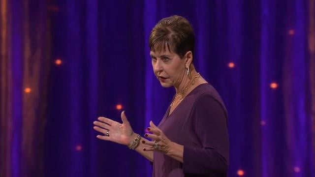Joyce Meyer - The Beauty of Generosity - Part 1