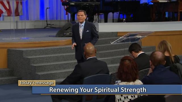 Kenneth Copeland - Renewing Your Spiritual Strength