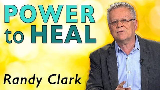 Sid Roth - Power to Heal with Randy Clark