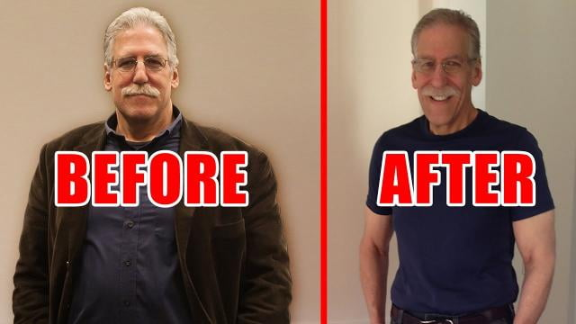 Sid Roth - Dr. Michael Brown's 95 Pound Weight Loss Transformation