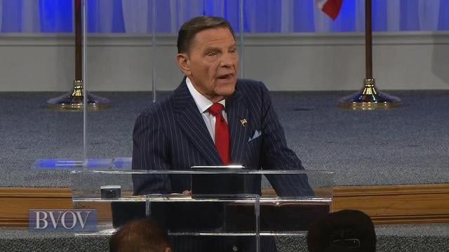 Kenneth Copeland - Faith Refuses To Speak Words of Death