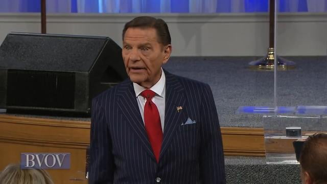 Kenneth Copeland - Faith Has Steppingstones to Victory