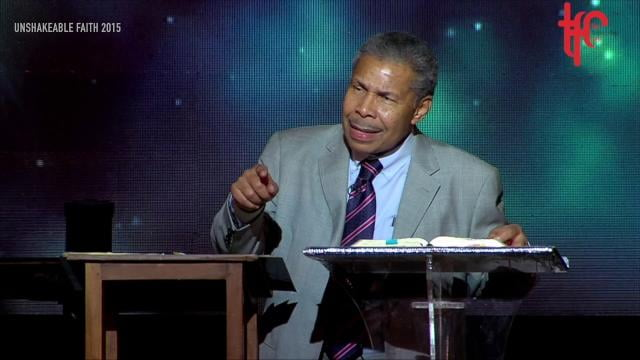 Bill Winston - Unshakeable Faith