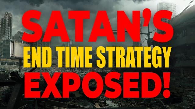 Sid Roth - I Saw Satan's Manual for End Time Global Warfare