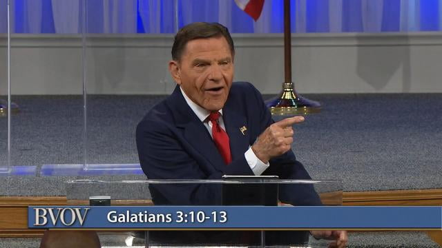 Kenneth Copeland - Actively Receive Your Healing