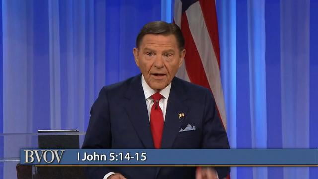 Kenneth Copeland - How To Press Into Healing