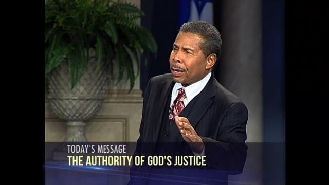 Bill Winston - Authority of GOD's Justice