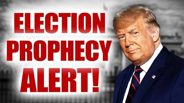 Sid Roth - Election Prophecy Alert! NEW Evidence Revealed!