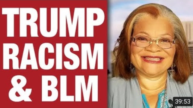 Sid Roth - Martin Luther King Jr 's Niece Talks Trump, Racism and BLM