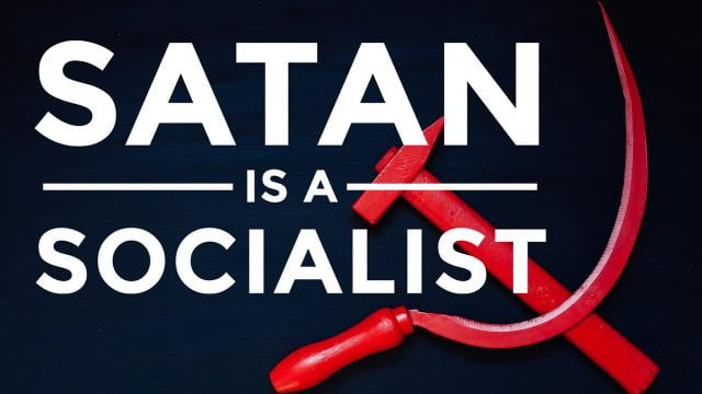 Sid Roth - Satan is a Socialist