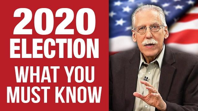 Sid Roth - What's Really at Stake in This Election