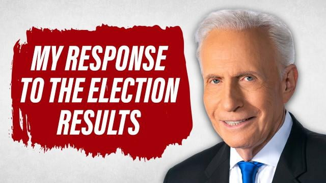 Sid Roth - My Response to the Election Results and Prophecies