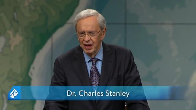 Charles Stanley - Before You Step Out of the Will of God