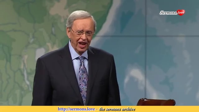 Charles Stanley - Dealing With Temptation Wisely