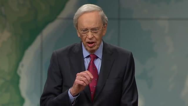 Charles Stanley - Experiencing A Faith Failure