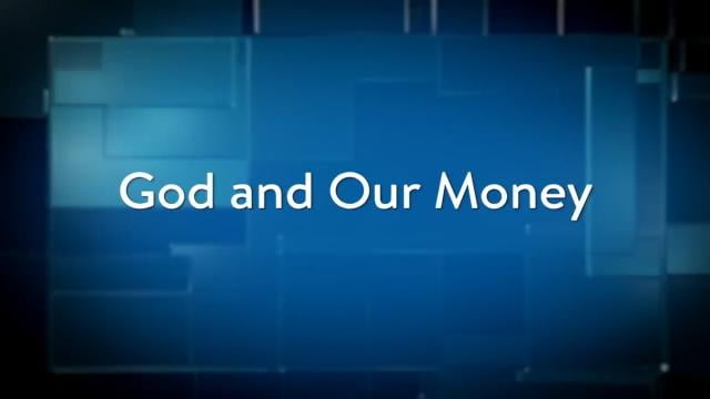 Charles Stanley - God and Our Money