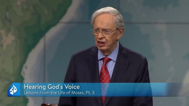 Charles Stanley - Hearing God's Voice