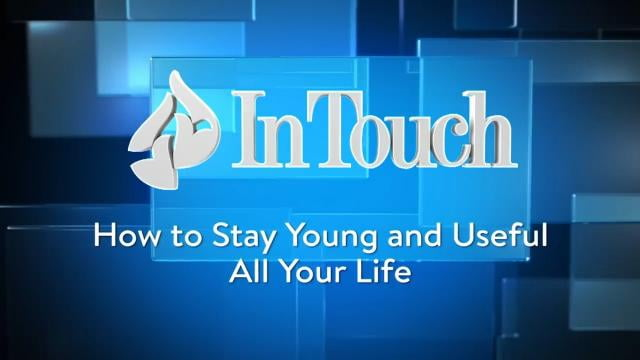 Charles Stanley - How To Stay Young And Useful All Your Life