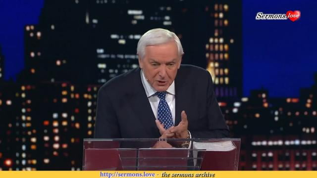 David Jeremiah - Joseph: Overcoming Disappointments
