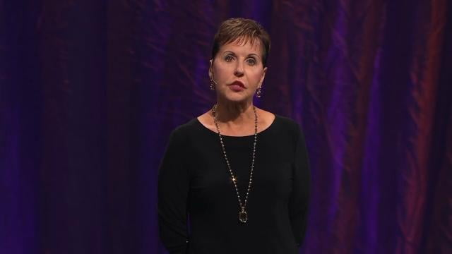 Joyce Meyer - The Mouth - Part 1