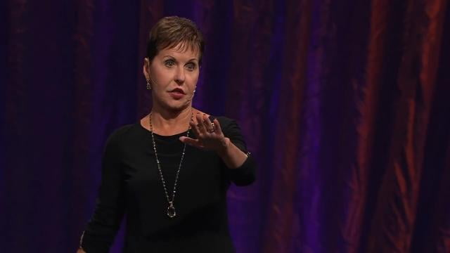 Joyce Meyer - The Mouth - Part 2