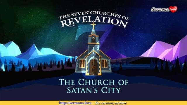 David Jeremiah - The Church of Satan's City