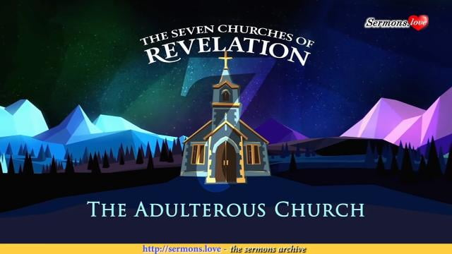 David Jeremiah - The Adulterous Church