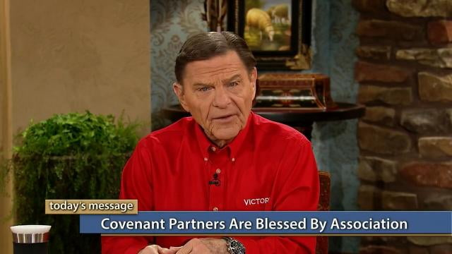 Kenneth Copeland - Covenant Partners Are Blessed by Association