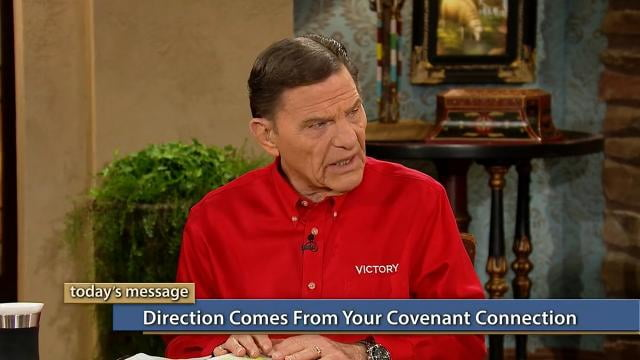 Kenneth Copeland - Direction Comes From Your Covenant Connection