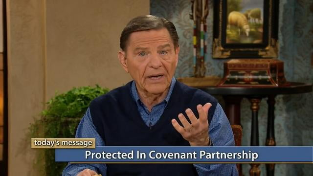 Kenneth Copeland - Protected In Covenant Partnership